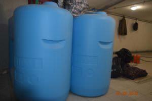 Запас воды